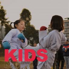 Kids Muay-Thai/Kick-Boxing(2 Months)